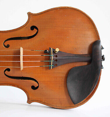 old violin Postiglione 1910 fiddle violon italian viola 小提琴 ヴァイオリン alte geige
