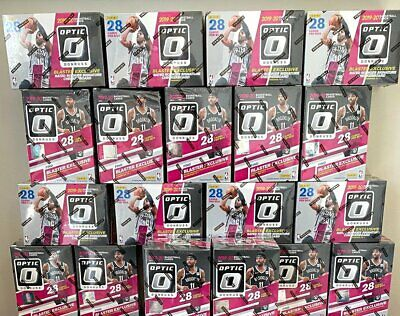 2019-20 Donruss Optic NBA Blaster Box Break (10 Boxes) #2