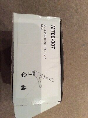 Quick CLINIC LEVER SINK TAP. MT00-007 Brand New RRP £80