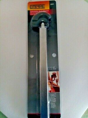 "Extendable Basin Wrench 9-1/2"" <=> 17"" Empire"