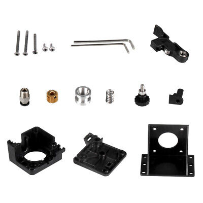 2X(3D Printer Parts Extruder Fully Kits Hotend Extruder 1.75MM Filament Fee 4Y5)