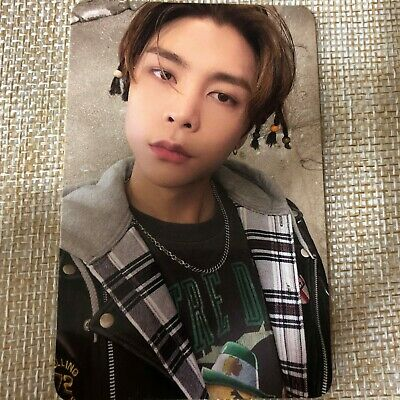 NCT 127 JOHNNY #2 [ NEO ZONE Official Photocard ] 2nd Album / New / +Shop Gift