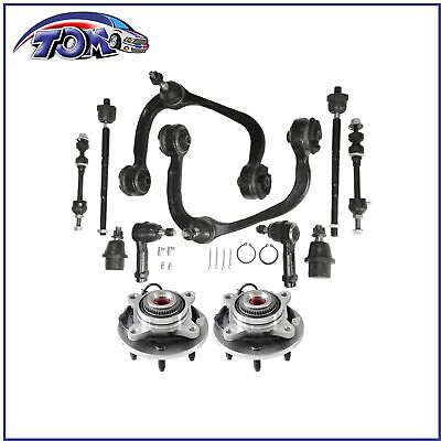 Control Arm Ball Joints Wheel Bearing & Hub Kit For 2004 2005 Ford F-150
