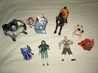 2000 Disney Peluches Vari Serie Completa McDonald/'s MC DONALD/'S HAPPY MEAL