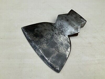 Vintage Large Broad Axe Head; Old Tool; Collectable