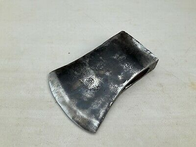 Vintage HB Axe Head; 4lb; Old Tool; Collectable; Made In Sweden