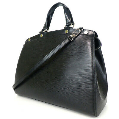 Authentic LOUIS VUITTON M40333 Epi Blair GM 2WAY Shoulder Bag SR0140 Handbag...