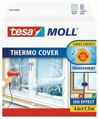 tesamoll Thermo Cover 4,0m:1,5m / 2er Pack /