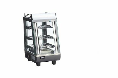 Counter Top Heated Display 76L Pavia 80H