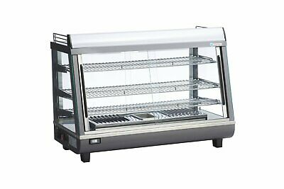 Counter Top Heated Display 136L Pavia 140H