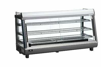 Counter Top Heated Display 186L Pavia 190H