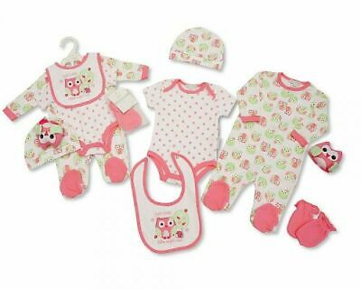 Baby Girl Newborn Hospital Outfit Set Gift Clothes Romany Spainish 0-3 Princess