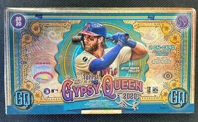 2020 Topps Gypsy Queen Baseball Hobby Box Factory Sealed