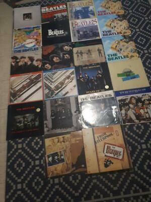 enorme lot the beatles+livres