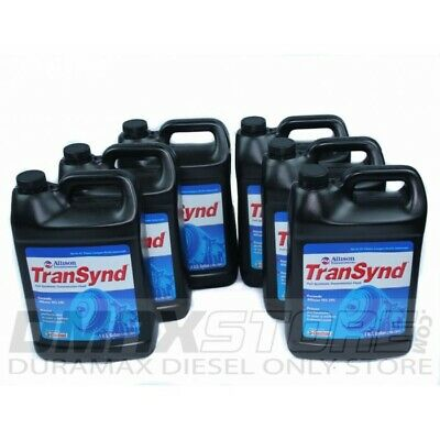 Allison Transynd Full Synthetic Transmission Fluid - 6 Gallons (52.24/gal)