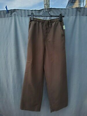 Brownies Trousers Waist Size 34 inch 16 Yrs Excellent condition