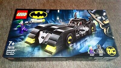 LEGO DC Universe Super Heroes Batmobile: Pursuit of The Joker Set (76119)