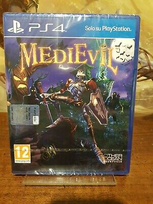 Medievil PS4 PAL ITA NUOVO