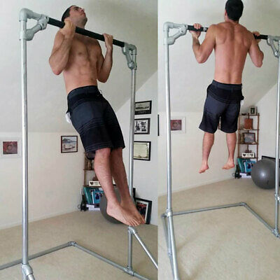 Freestanding Pull Up Bar - Home Gym, DIY Gym, Weight Training, Pull Ups, Chin Up