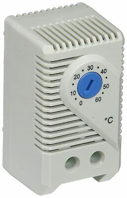 Stego KTS 011 Cooling Thermostat (Normally Open) - Blue Dial - 0-60C, 01141.0.00