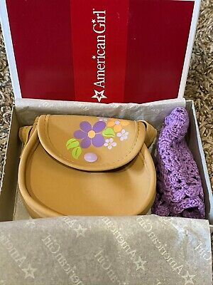 American Girl Doll Julie Classic Meet Accessories NIB Retired & Purse Hat
