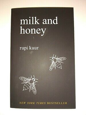 milk and honey by rupi kaur (Andrews McMeel Publishing Paperback • 2015)