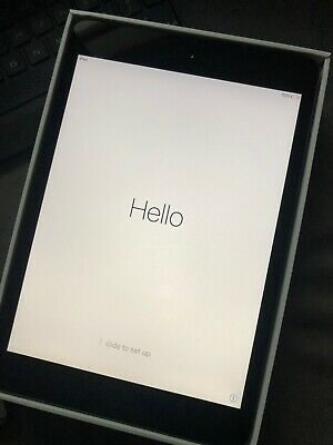 "Apple iPad mini 1st Generation 7.9"" 16GB, Wi-Fi Black in Original Box w/ Extras"