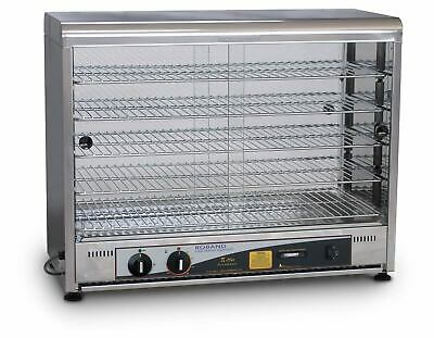 Roband Curved Pie and Food Warmer - PW100G