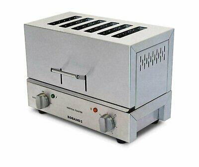 Roband Vertical Toaster 6 Slices - TC66