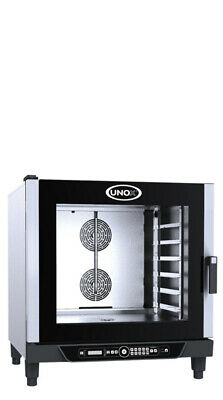 Unox BakerLux Dynamic 6 Tray 600x400 Convection Oven