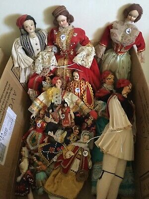 Greek Dolls