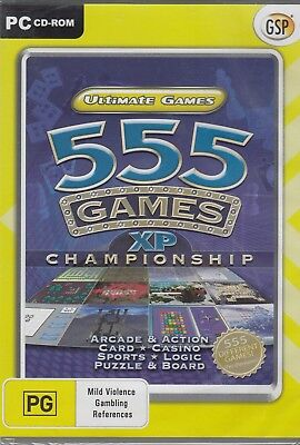 555 Games Championship Cd [Cr-03]