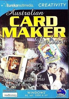 Australian Card Maker Cd [Cr-04]
