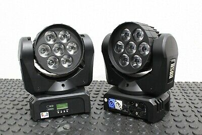 Martin Lighting RUSH MH 5 Profile 75W LED Moving-Head with Gobos