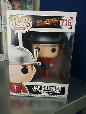 "EAGLEMOSS THE FLASH CW SERIES FIGURINE COLLECTION #3 /""JAY GARRICK/"""