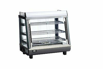Counter Top Heated Display 96L Pavia 100H