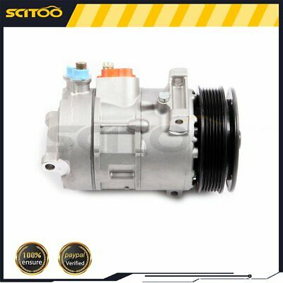 Air Conditioner Compressor w// Clutch for 2009-14 Dodge Journey Avenger CO 11267C