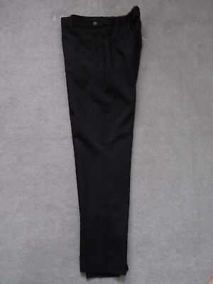 """Marks & Spencers Boys Trousers Age 16. Adjustable Waist Leg 31"""" W31.5"""" PERFECT"""