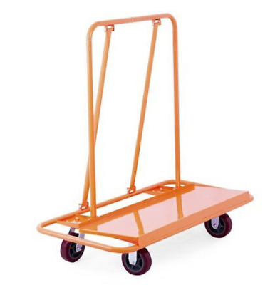 Mophorn Drywall Cart 1600LBS Load Capacity Drywall Cart Dolly Handling Sheetrock