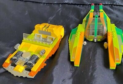 Lego Star Wars Bounty Hunter Persuit 7133 Attack Of The Clones Episode 2