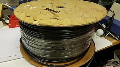 Telephone Cable 4 Core Big reel, not sure on mtrs over 200
