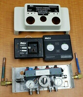 Matrx Centurion II Manifold - CM-1 with Alarm, Security and Auto-Switchover