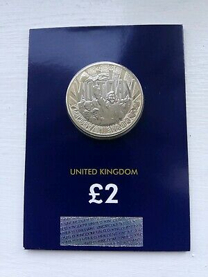 2020 Victory In Europe Day £2 Two Pound Coin Brilliant Uncirculated