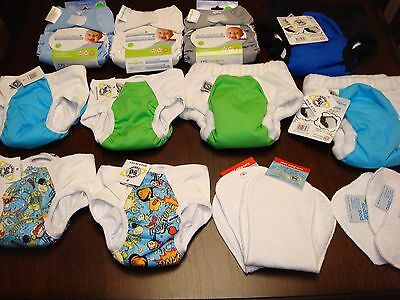 BumGenius & Super Undies Cloth Diapers - Lot- You Pick