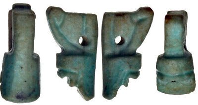 Ancient Egyptian Amulet of Red Crown - Deshret - Late Period 664-332 BC. Perfect