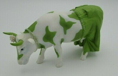 Cow Parade Clean Jean The Green Holstein 2002