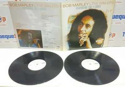 Doble LP de Vinilo Bob Marley & The Wailers Featuring the i Three