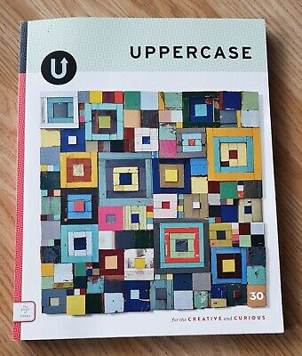 UPPERCASE Magazine Volume 30 for the creative and curious