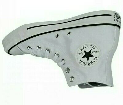 Converse All Star Hi Womens Girls Classic Hi Top Boots Trainers pumps White UK 5