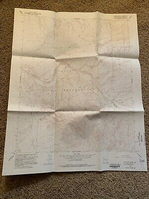 Hunter Wash New Mexico NM USGS Topographic Map Topo 7.5 Minute 1966 San Juan Cty